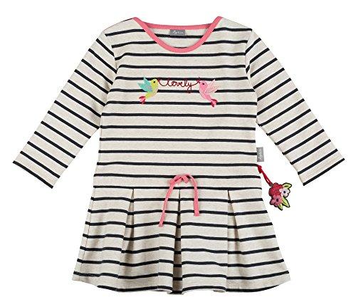 Sigikid Mädchen Kleid, Mini, Mehrfarbig (Melange Art 472bl 432), 122