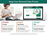 Kaspersky Total Security 2020 | 3 Devices | 1 Year | Antivirus, Secure VPN and Password Manager Included | PC/Mac/Android | Activation Code by Post