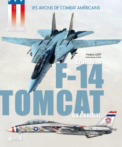 Descargar Libro Avions de combat américains : F14 Tomcat de LERT Frédéric