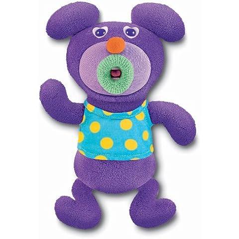 Mattel V6418 - Peluche cantarín, color violeta oscuro [importado de Alemania]