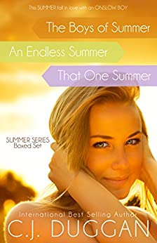 Summer Series Boxed Set (The Summer Series) by [Duggan, C.J.]
