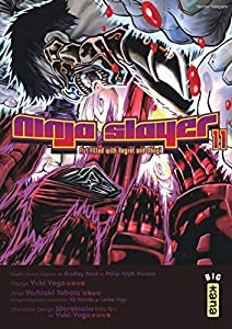 Ninja Slayer Edition simple Tome 11