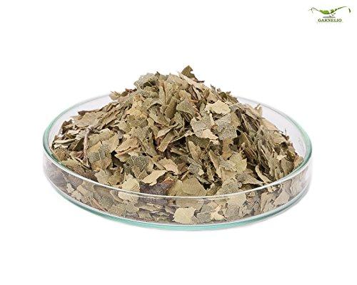 Garnelio - Haselnuss Blätter - 10 g - Garnelen Futter
