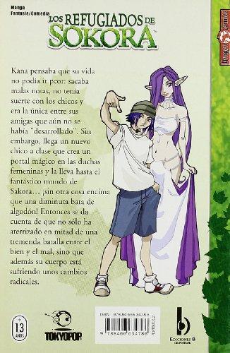 LOS REFUGIADOS DE SOKORA (DRAGONCOMIC) por Autores Tokyopop
