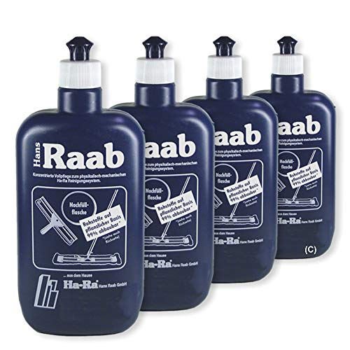 SPARPACK: Ha-Ra Hans Raab Konzentrierte Vollpflege | 4 x 500 ml