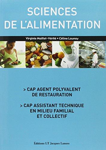 Celine Cap (Sciences de l'alimentation CAP agent polyvalent de restauration, CAP assistant technique en milieu familial et collectif)
