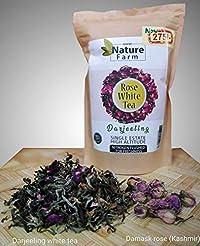Eggsy's Nature Farm Rose White Tea Darjeeling, 75 g