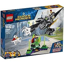 LEGO Super Heroes - Superman y Krypto: equipo de superhéroes (76096)