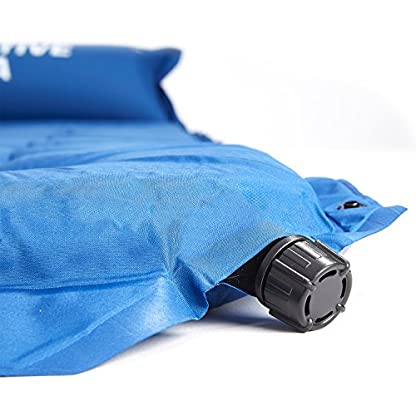 Active Era Self-Inflating Camping Pad with Pillow and Air Pockets | Lightweight and Comfortable Foam Sleeping Pad 6