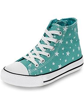 Indigo Mädchen High Top Sneaker 833 350