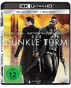 Der dunkle Turm (4K-UHD BD -2) [Blu-ray]: Amazon.de: Idris