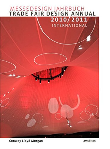 Trade fair design 2010/2011 / anglais / allemand