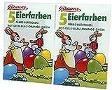 50 Färbeplättchen für Ostereier