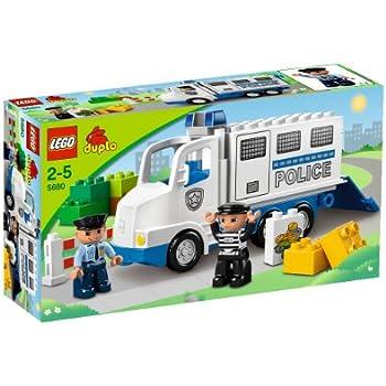 LEGO DUPLO LEGO Ville 5680: Police Truck