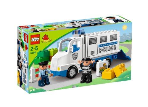 LEGO DUPLO 5680 - Camión de Policía