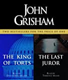 (The King of Torts / The Last Juror) By Grisham, John (Author) Compact Disc on (06 , 2007)