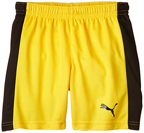 ch Shorts with Innerbrief, Team Yellow-Black, 116, 702075 07 (Team Gelb)