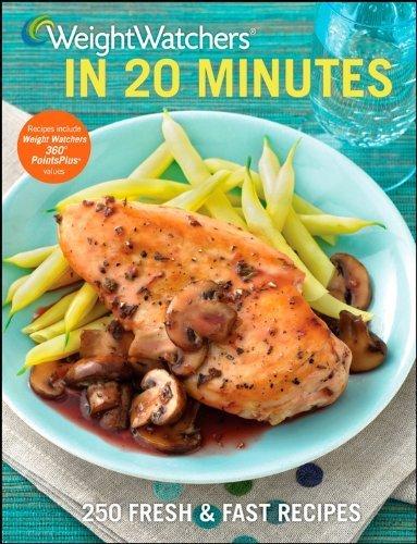 Weight Watchers In 20 Minutes Walmart Ed by Weight Watchers (2012) Paperback