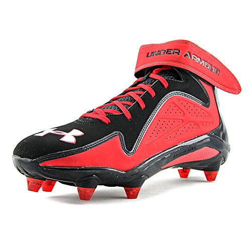 Under Armour Micro G Renegade D Synthétique Baskets Blk-Red