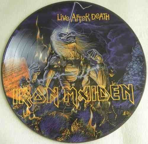 Live After Death (LP Picture Disc VINYL)