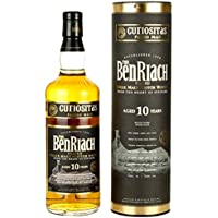 Benriach Speyside 10 Ans Curiositas Single Peated Malt Scotch Whisky 0,7L