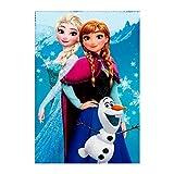 blu 6,5x9cm Disney Frozen Il regno di ghiaccio Elsa /& Anna comico bambini Patch Toppa ricamate Applicazioni Ricamata da cucire adesive Toppe termoadesive