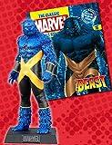 Figura de Plomo Marvel Figurine Collection Nº 16 Beast