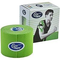 Cure Tape Sports, 5 m x 5 cm, wasserfest, limone preisvergleich bei billige-tabletten.eu