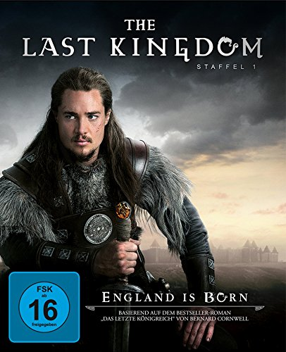 The Last Kingdom - Staffel 1 [Blu-ray] (Kostüm Harten Hut)