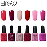 Best kit de uñas de gel - Elite99 Esmalte de Uñas Semipermanente Uñas de Gel Review