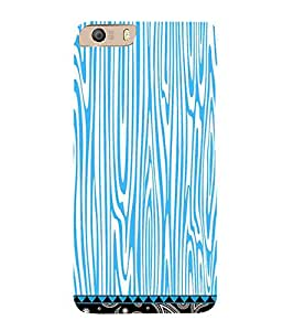 Indian Classic Girly Pattern 3D Hard Polycarbonate Designer Back Case Cover for Micromax Canvas Knight 2 E471