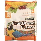 ZuPreem FruitBlend Large Parrots 17.5lb - Complete Diet