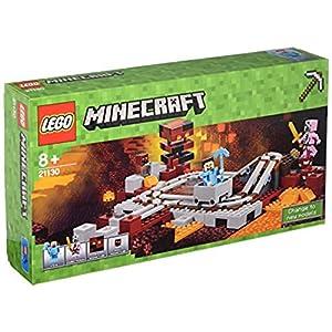 LEGO Minecraft 21130 – Die Nether-Eisenbahn