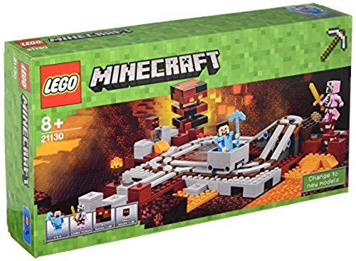 LEGO Minecraft – Die Nether-Eisenbahn