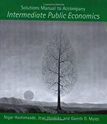Intermediate Public Economics Solutions Manual (OIP)