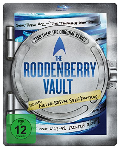 The Original Series - The Roddenberry Vault (Limited Edition Steelbook) [Blu-ray]