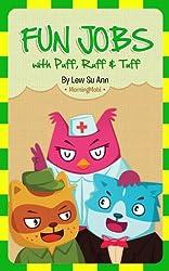 Fun Jobs with Puff, Ruff and Tuff