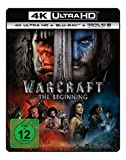 Warcraft: The Beginning  (4K Ultra HD) (+ Blu-ray)