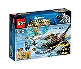Super Heroes LEGO 76000 - Aquaman, Batman Contro Mr. Freeze