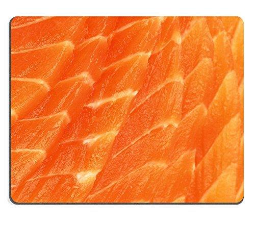 Jun XT Gaming Mousepad Bild-ID: 25767972Fresh rot lachs Textur Nahaufnahme für Sie -