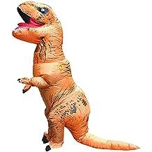 Hinchable de dinosaurio T-Rex de disfraces disfraz Cosplay traje