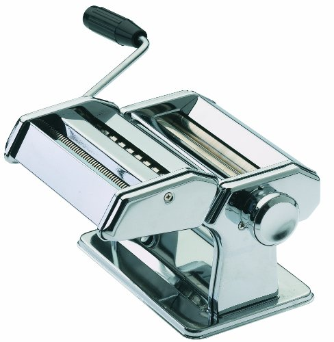 Gefu 28300 Pasta Machine with 2 Additional Attachments Pasta Perfetta de Luxe