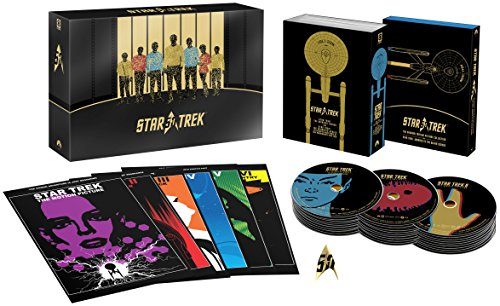 50th Anniversary Collection (Limited Edition) [Blu-ray]
