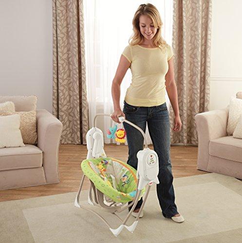 Fisher Price BFH05 hamaca para bebés electrica - 8