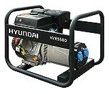 Hyundai hyk5500–Generatore benzina Serie Rental 3000rpm