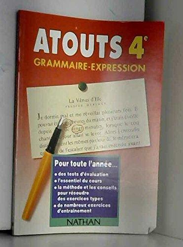 Atouts 4è, grammaire expression