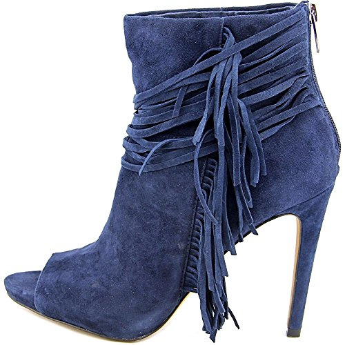 Vince Camuto Ferdinand Daim Bottine Dark Navy