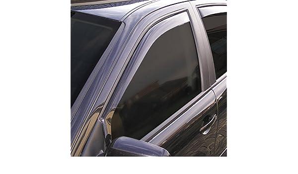 vorne ClimAir Windabweiser -CLI0033850 - Farbe: rauchgrau