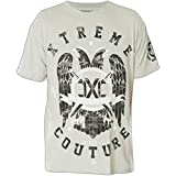 Xtreme Couture by Affliction T-Shirt Camel Clutch Hellgrau, L