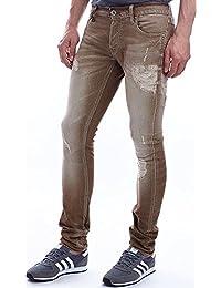 jeans japan rags jh1711balz beige